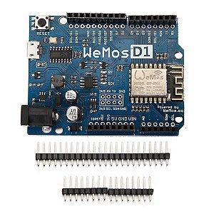 Wemos D1 R2 Wifi ESP8266