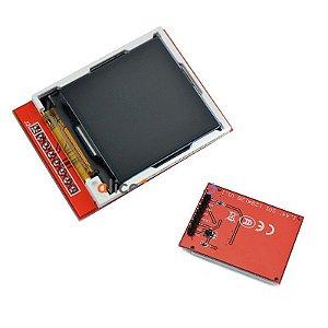 Display Lcd 1.44 Tft 128x128 Gráfico Colorido Para Arduino