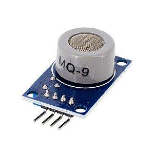Sensor de Gás Monóxido de Carbono - MQ-9