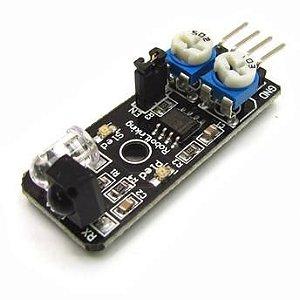 Módulo Sensor Ir Infravermelho De Obstáculo