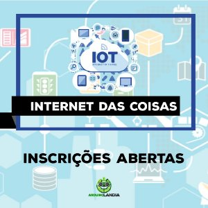 Curso de Internet das Coisas - IoT