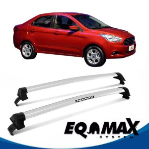 Rack Eqmax Ford ka Sedan New Wave 15/17 prata