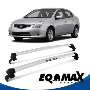 Rack Sentra 4P New Wave 07/15 prata