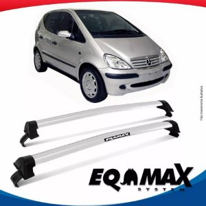 Rack Eqmax MB Classe A New Wave 99/05 Prata