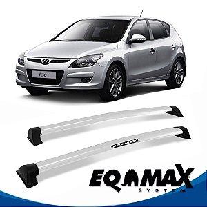 Rack Eqmax Hyundai I30 Wave 09/12 prata