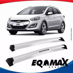 Rack Eqmax Hyundai I30 Wave 13/15 Prata