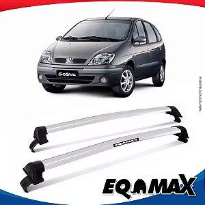 Rack Eqmax Renault Scenic Wave 99/11Prata