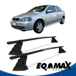 Rack Aço Teto Eqmax Chevrolet Astra 2 Pts 99/11