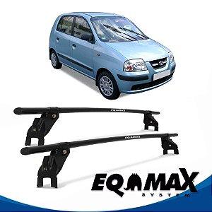 Rack Aço Teto Eqmax Hyundai Atos 4 Pts 00/03