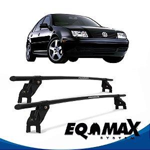 Rack Aço Teto Eqmax VW Bora 4 Pts 01/11
