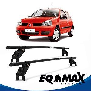 Rack Aço Eqmax Renault Clio 2 Pts 00/14 Hatch