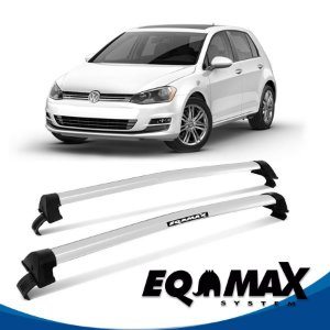 Rack Eqmax VW Golf 4 Pts New Wave 99/93 prata