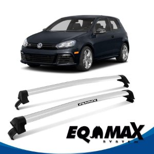 Rack Eqmax VW Golf 4 Pts New Wave 2015 prata