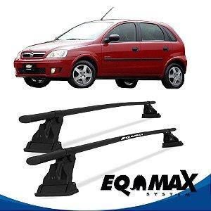 Rack Aço Teto Eqmax Chevrolet Corsa Maxx 4 Pts 02/12