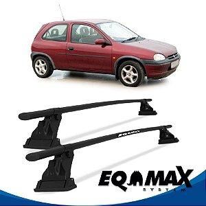 Rack Aço Teto Eqmax Chevrolet Corsa Super 2 Pts  94/01