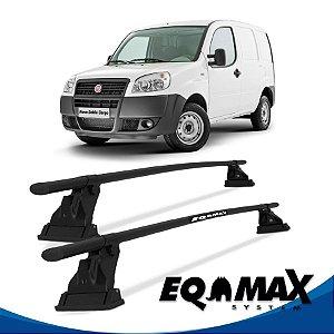 Rack Aço Teto Eqmax Fiat Doblo 02/15