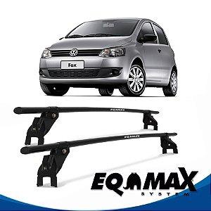 Rack Aço Teto Eqmax VW Fox 2 Pts 04/14