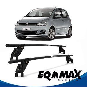 Rack Aço Teto Eqmax VW Fox 4 Pts 04/15