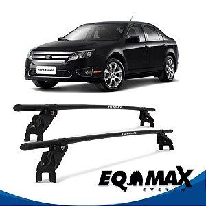 Rack Aço Teto Eqmax Ford Fusion 4 Pts 07/13