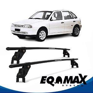 Rack Aço Teto Eqmax VW Gol G2 4 Pts 95/98
