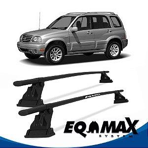 Rack Aço Teto Eqmax Suzuki Grand Vitara 98/02