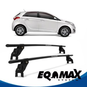 Rack Aço Teto Eqmax Hyundai HB20 4 Pts 2012
