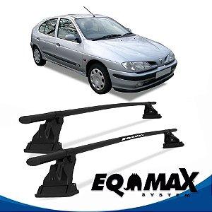 Rack Aço Teto Eqmax Renault Megane Hatch 98/05