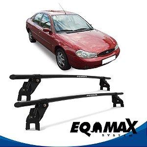 Rack Aço Teto Eqmax Ford Mondeo 4 Pts 95/00
