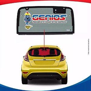 Vigia Térmico Ford Fiesta Hatch 12/16 Vidro Traseiro