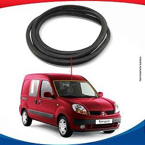 Borracha PVC Superior e Lateral Parabrisa Renault Kangoo 00/16