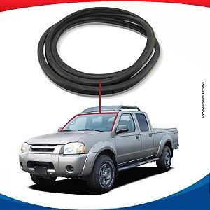 Borracha Superior e Lateral Parabrisa Nissan Frontier 98/07