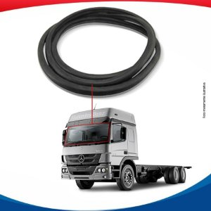 Borracha Parabrisa Mercedes Benz Atego 1418 03/16