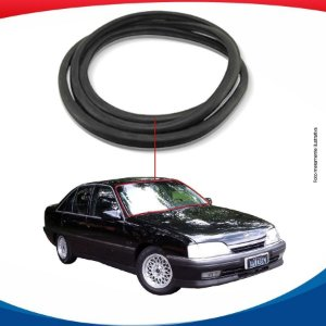 Borracha Parabrisa Chevrolet Omega 92/98
