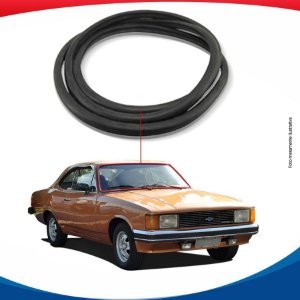 Borracha Parabrisa Chevrolet Opala Coupe  69/92