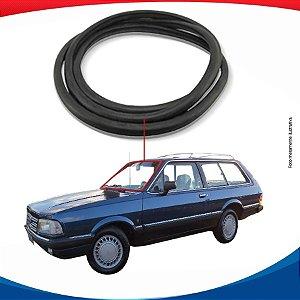 Borracha Parabrisa Ford Belina Com Friso 77/97
