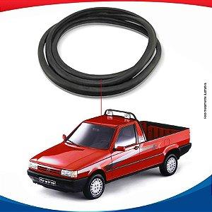 Borracha Parabrisa Fiat Fiorino Pick-Up 91/13