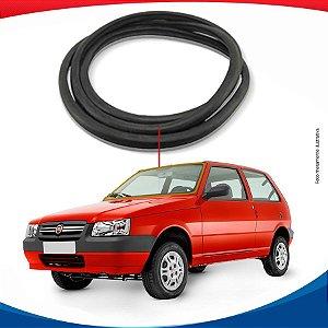 Borracha Com Esponja Parabrisa Fiat Uno 84/14
