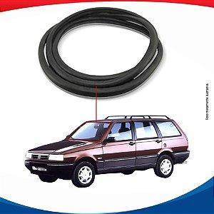 Borracha Com Esponja Parabrisa Fiat Elba 84/96