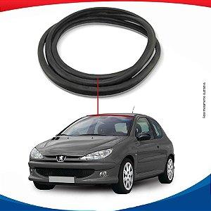 Borracha Superior Parabrisa Peugeot 206 99/09
