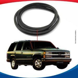 Borracha Superior e Lateral Parabrisa Chevrolet GM Grand Blazer 98/11