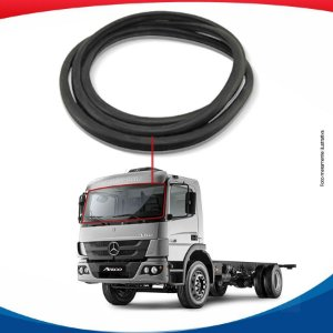 Borracha Parabrisa Mercedes Benz Atego 1725 03/16