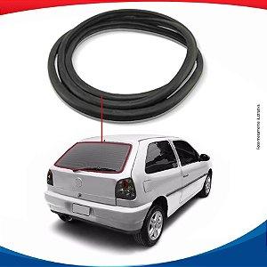 Borracha Vidro Traseiro Vigia Volkswagen Gol G2 95/01
