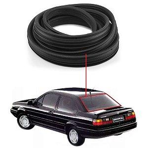 Borracha Vidro Traseiro Vigia Volkswagen Santana  91/97
