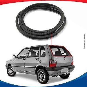 Borracha  Vidro Traseiro Fiat Uno 84/10