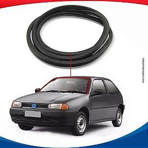 Borracha Superior e Lateral Parabrisa Volkswagen Gol G2 95/98