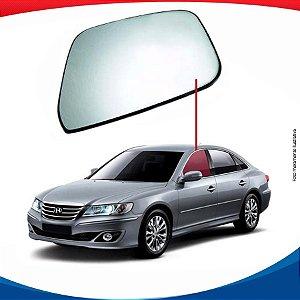 Vidro de porta dianteiro esquerdo Hyundai Azera 06/11
