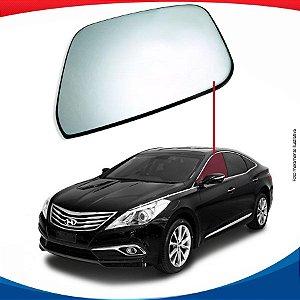 Vidro de porta dianteiro esquerdo Hyundai Azera 12/17