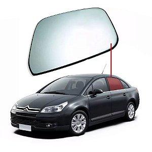 Vidro De Porta Traseiro Esquerdo Citroën C4 Pallas 04/12