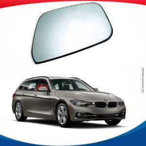 Vidro Porta Original BMW Série 3 SW 4Pts 12/16
