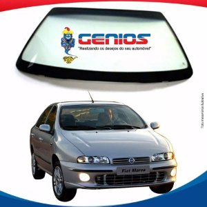 Vidro Dianteiro Parabrisa Fiat Marea 98/07